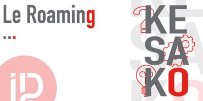 Le Roaming : késako ?