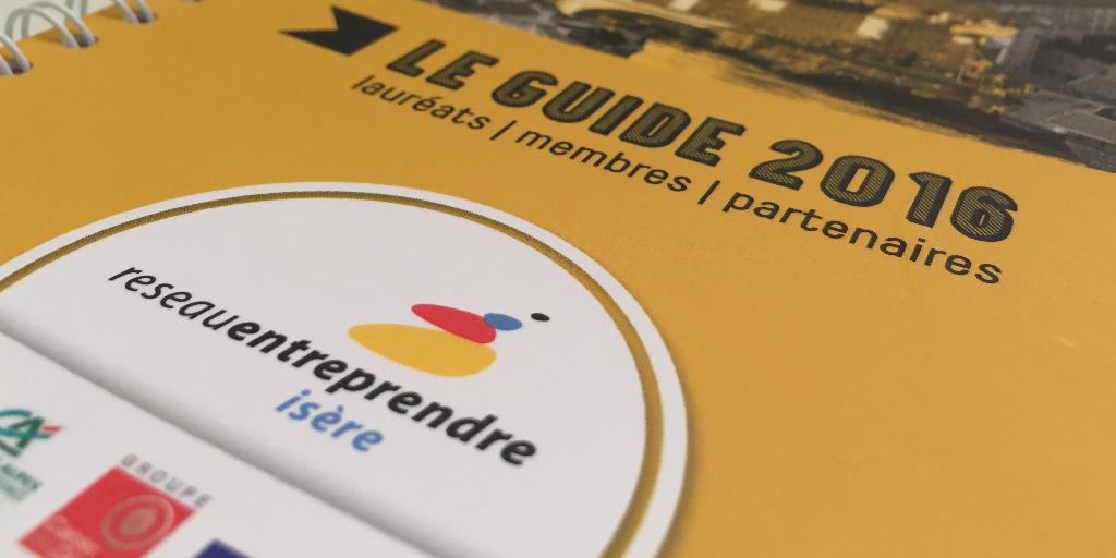 Réseau Entreprendre Isère – Suzy CAZZARO