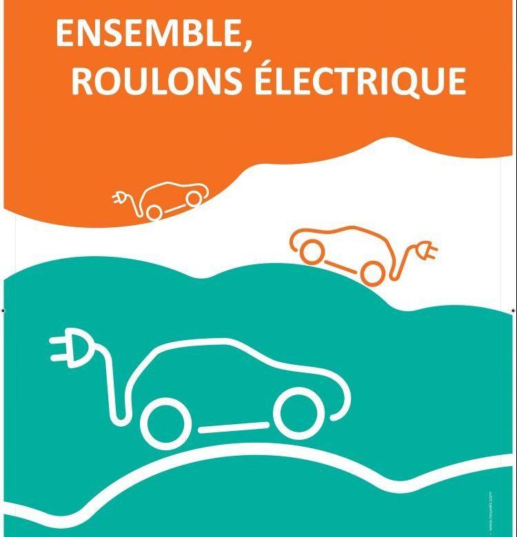 Hipcom sponsorise le SDE 07 lors d'un Rallye… de voiture électrique
